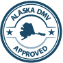 Alaska DMV-approved Defensive Driving