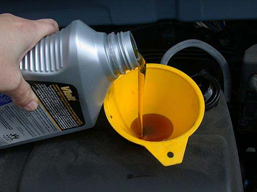 OIL CHANGE FUNNEL