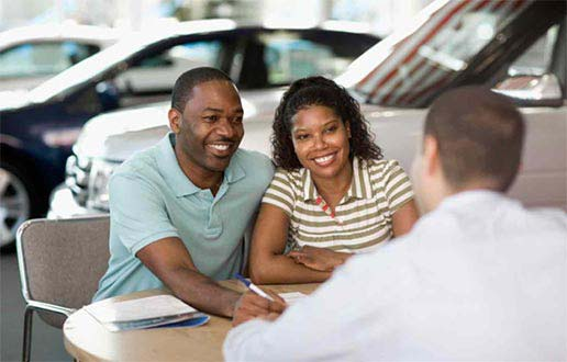 A couple uses Driver's Ed skills to negotiate a good deal when buying a car.