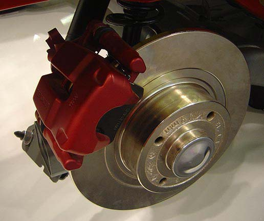 Disc Brake for Renault