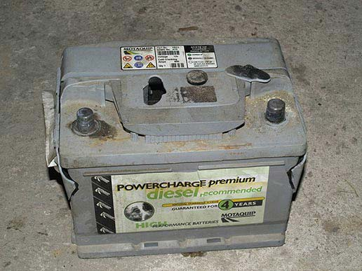 Car Battery for Teen Driver Education